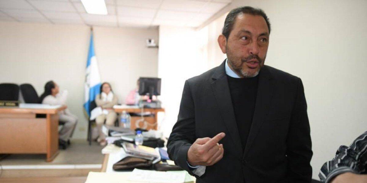 Caso Blindados: Jueza decreta abandono de la defensa de López Bonilla