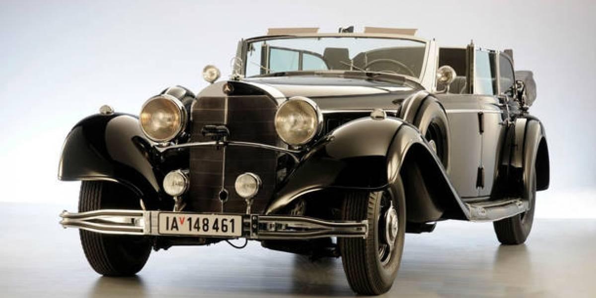 Mercedes de Hitler é leiloada na Alemanha