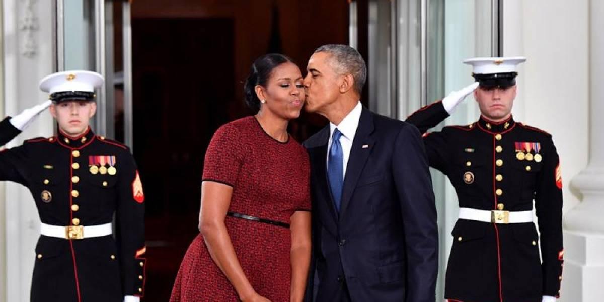O presente romântico de Obama para Michelle em seu aniversário