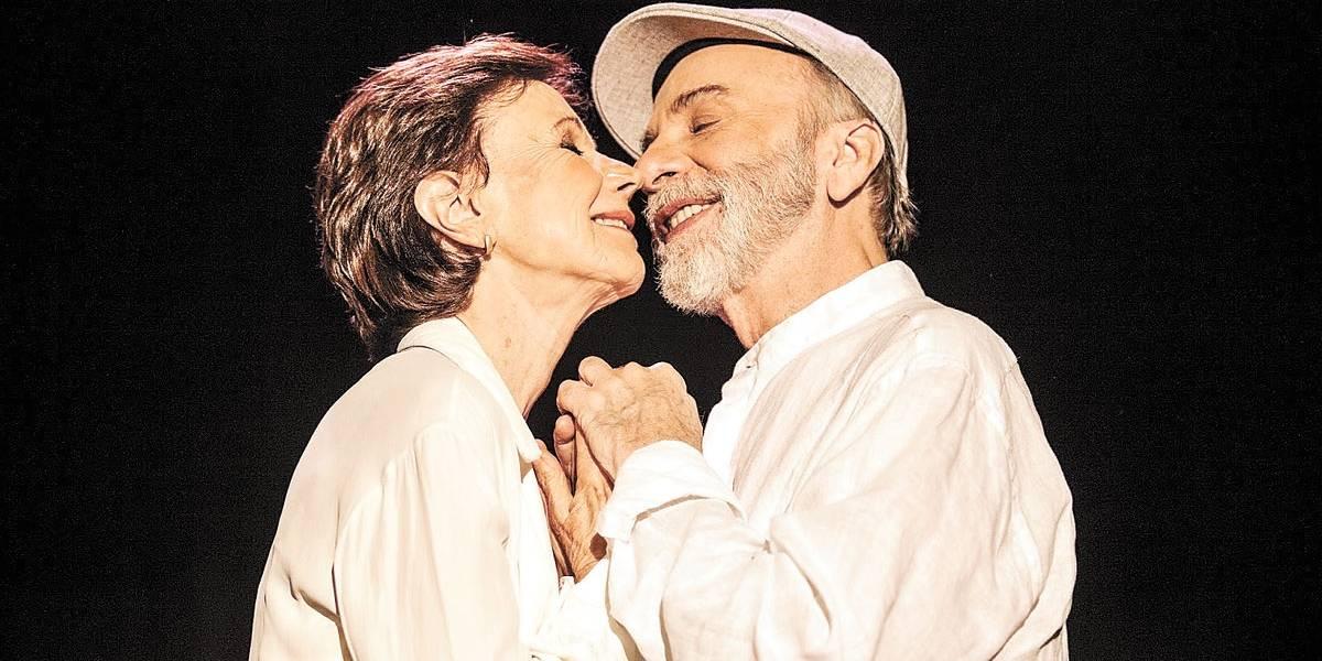 Miriam Mehler e Renato Borghi comemoram 80 anos com versão de Romeu e Julieta no teatro