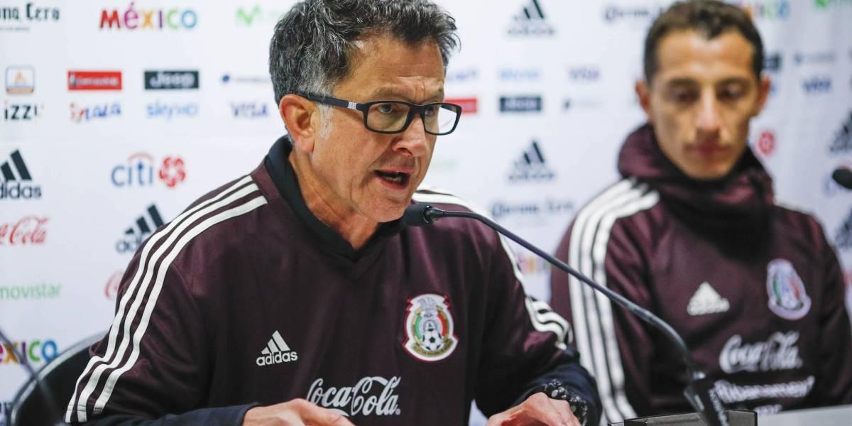 Explica Osorio la importancia de enfrentar a Islandia antes del Mundial