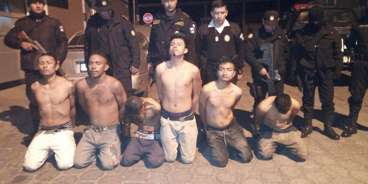 PNC frustra ataque armado planificado por pandillas en Villa Canales