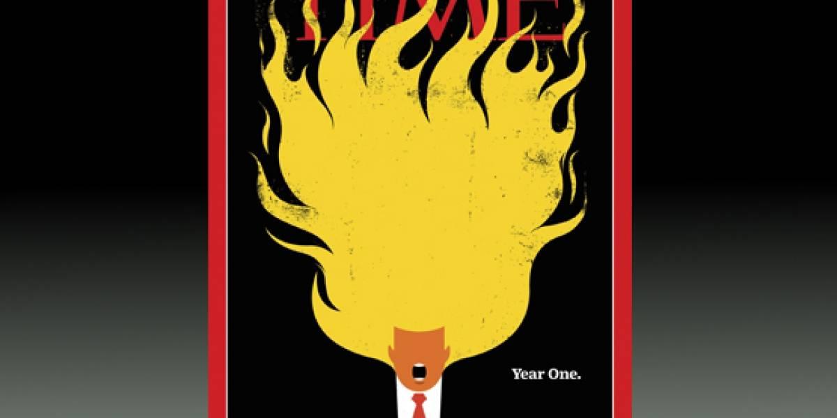 Así vio el mundo el primer año de Trump en el poder ¿Escalofriante?