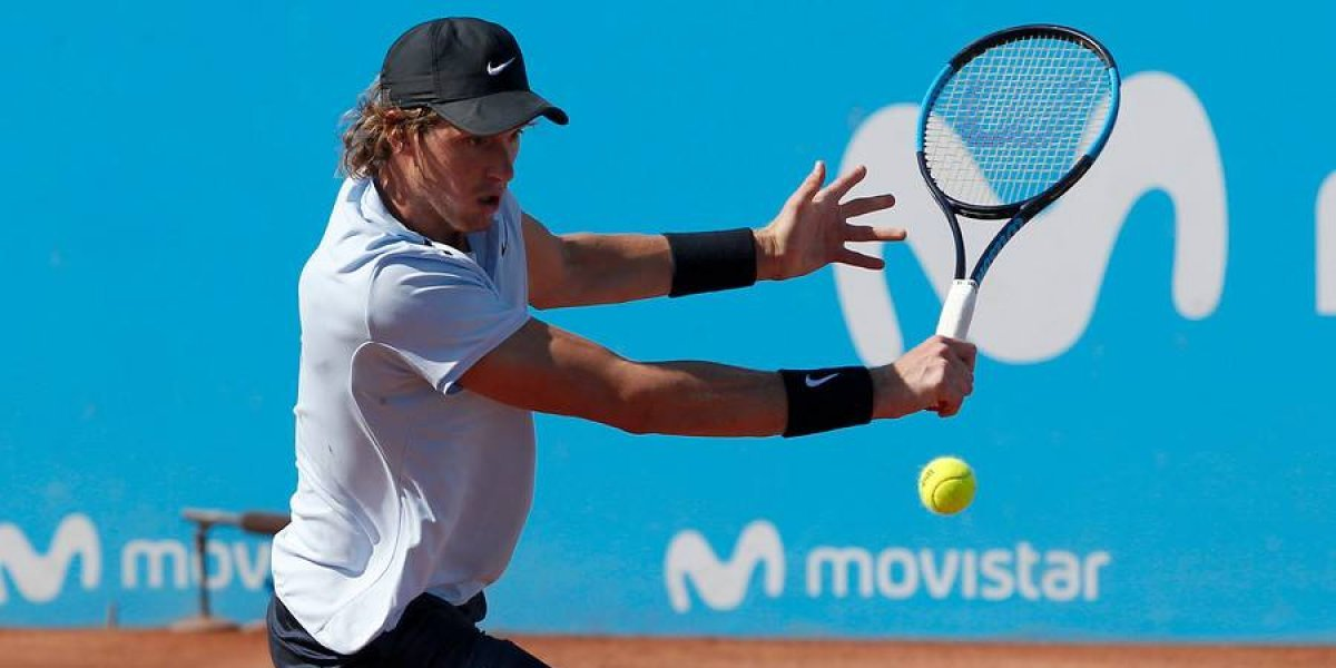Nicolás Jarry no para y ahora ingresa directo al ATP 250 de Sao Paulo