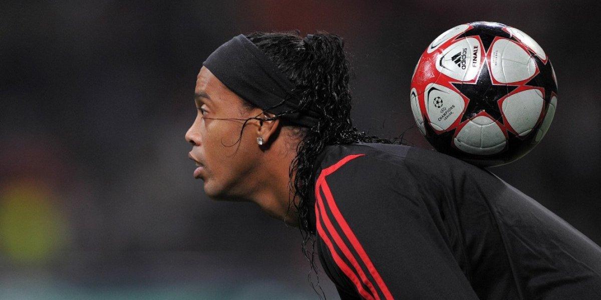 Ronaldinho se despide de las canchas con un emocionante mensaje en Instagram
