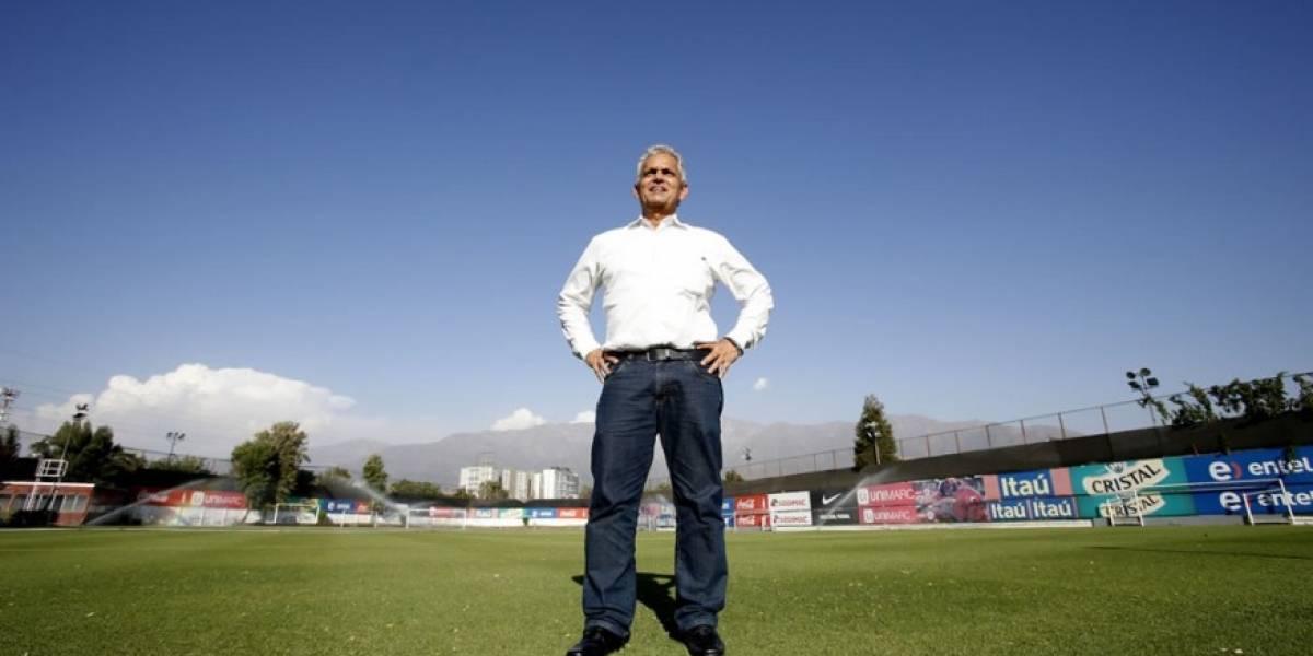 """Las primeras palabras de Rueda como DT de la Roja: """"Hay que posicionar a Chile donde se lo merece"""""""