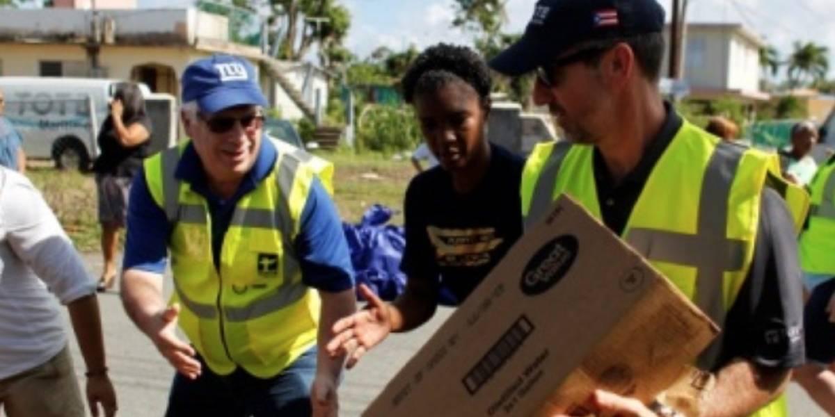 Familiares de tripulación del buque El Faro llega a la isla a ayudar
