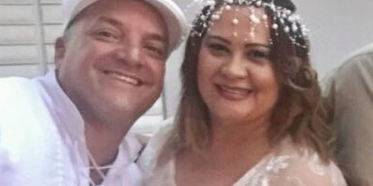 Se casa uno de los inocentes de Aguada