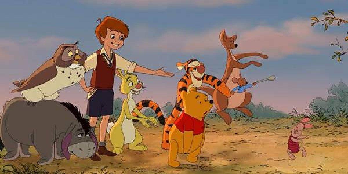 Winnie the Pooh llegará a la pantalla grande