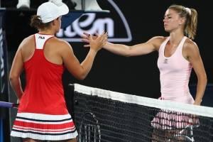 VIDEO: Aficionados se burlan de tenista en Australia Open