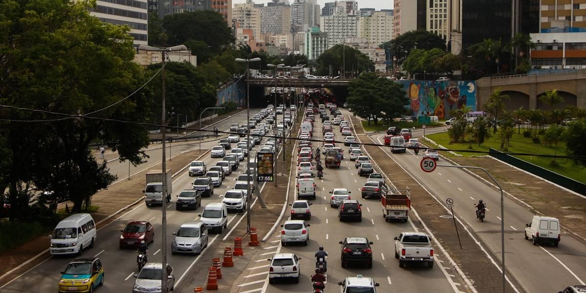 Número de mortos no trânsito de São Paulo cai 7,1% em 2017