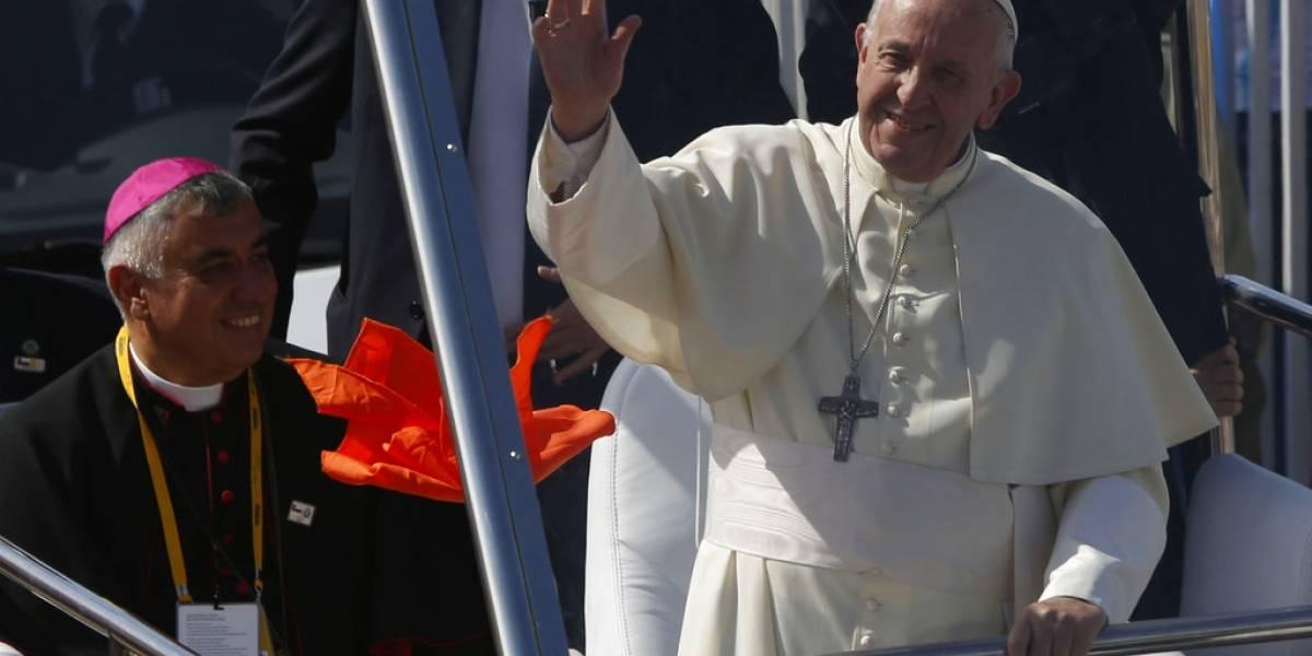 EN VIVO. Sigue la visita del papa Francisco a Perú