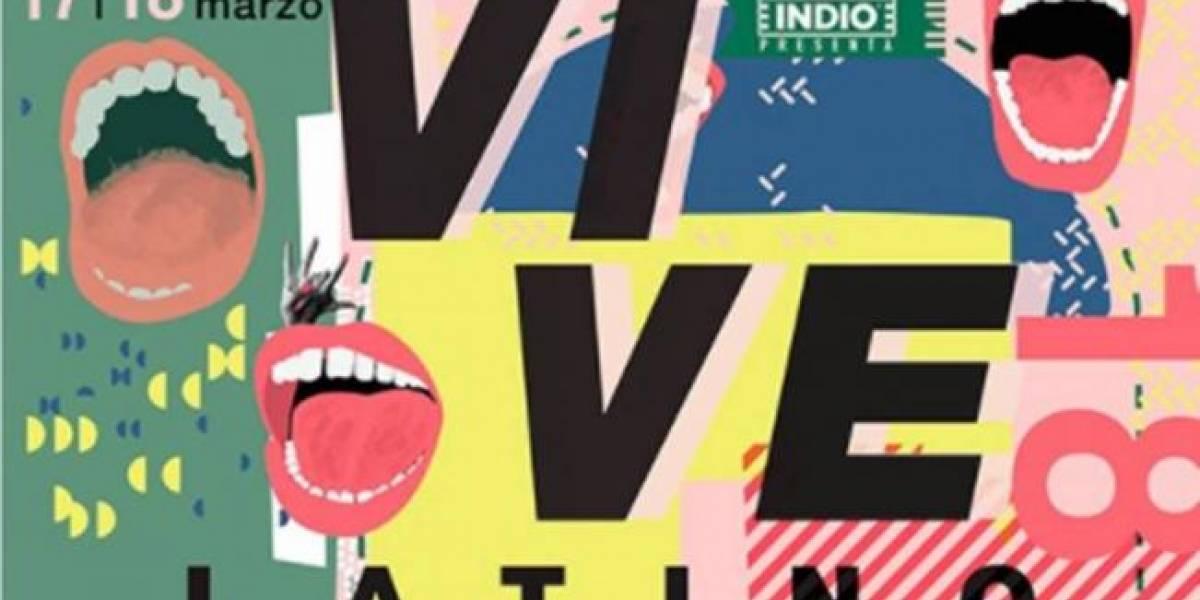 ¿No pudiste ir al Vive Latino? Disfrútalo aquí en vivo
