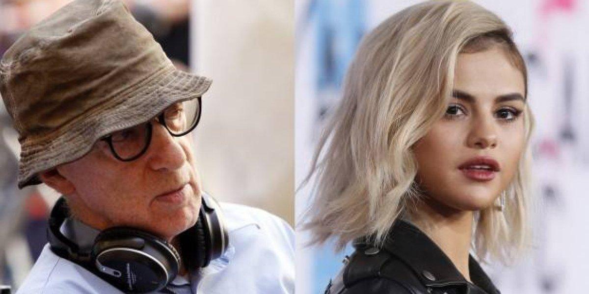 Mãe de Selena Gomez aconselhou que ela não trabalhasse em novo filme de Woody Allen