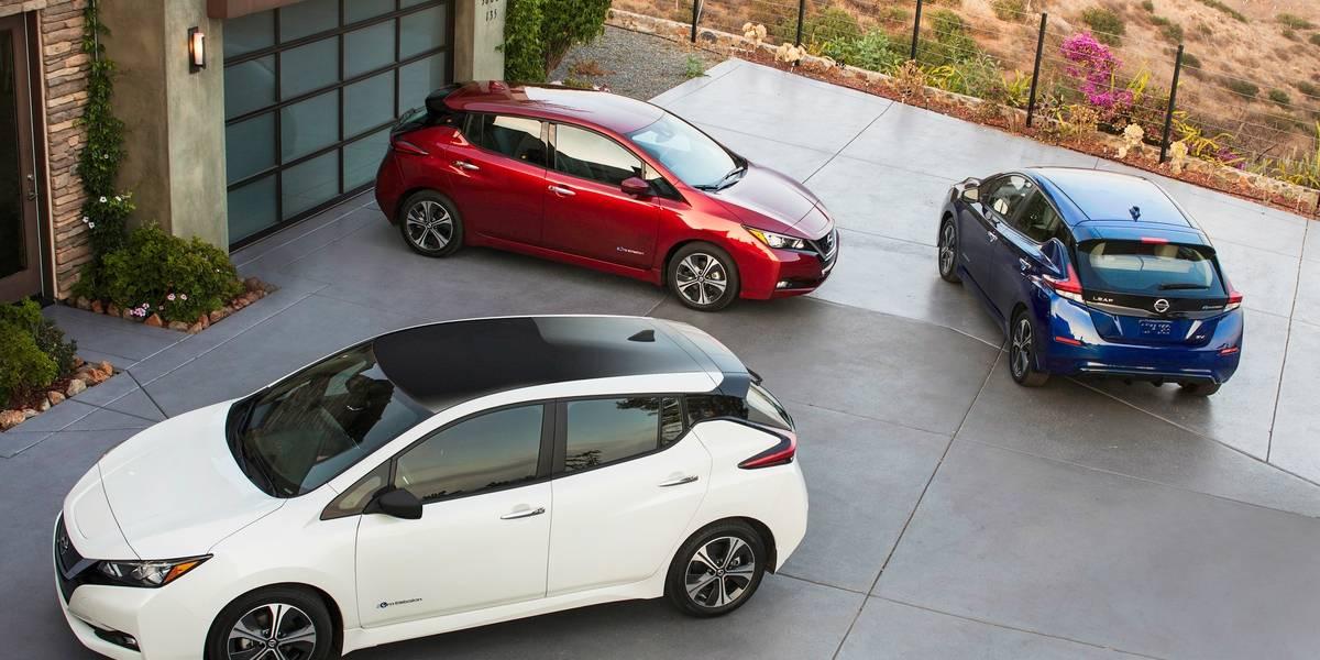 Nissan se integró a la Agrupación de Movilidad Eléctrica de Chile