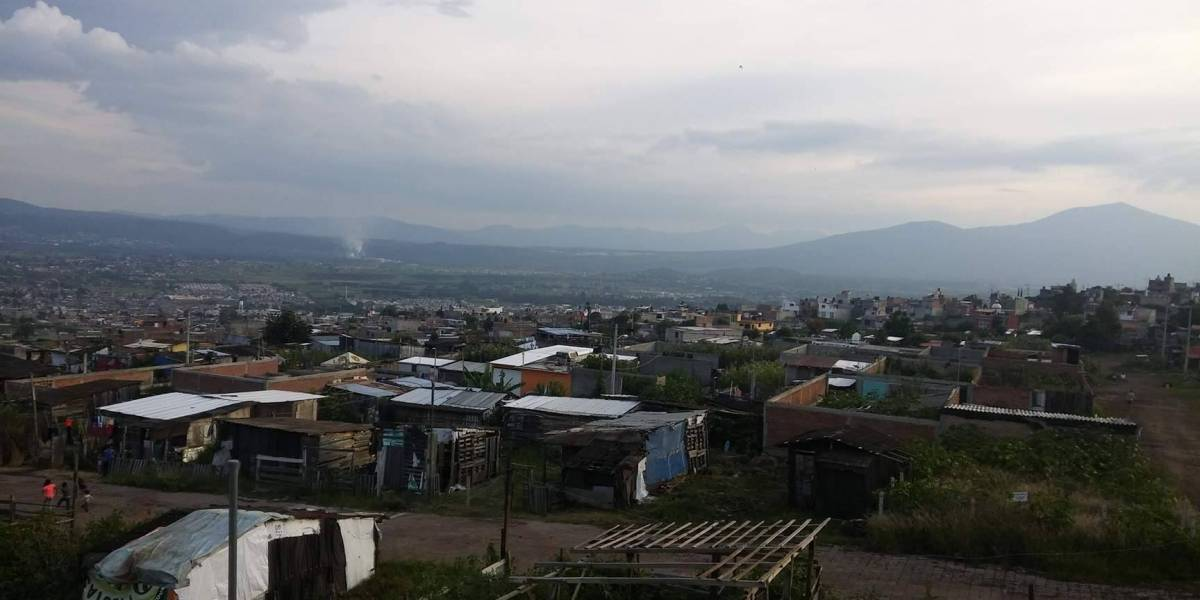 En Morelia existen 290 colonias irregulares