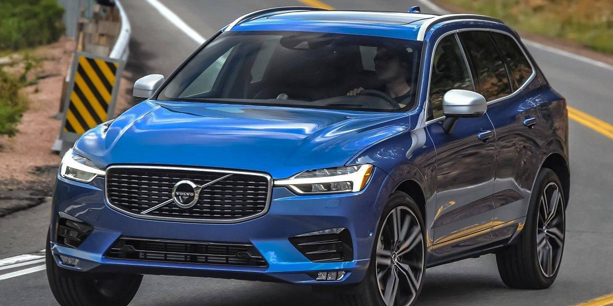 Volvo XC60 se corona como el vehículo más seguro del 2017