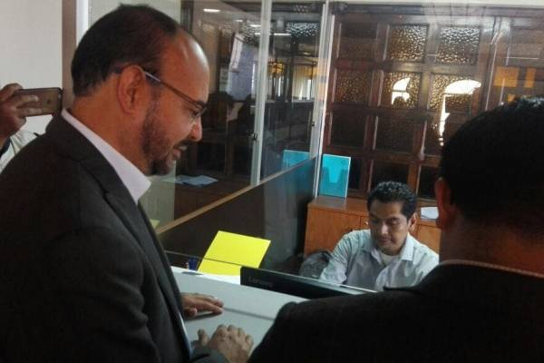 Acción Ciudadana presenta amparo en la CC por elección de junta directiva del Congreso
