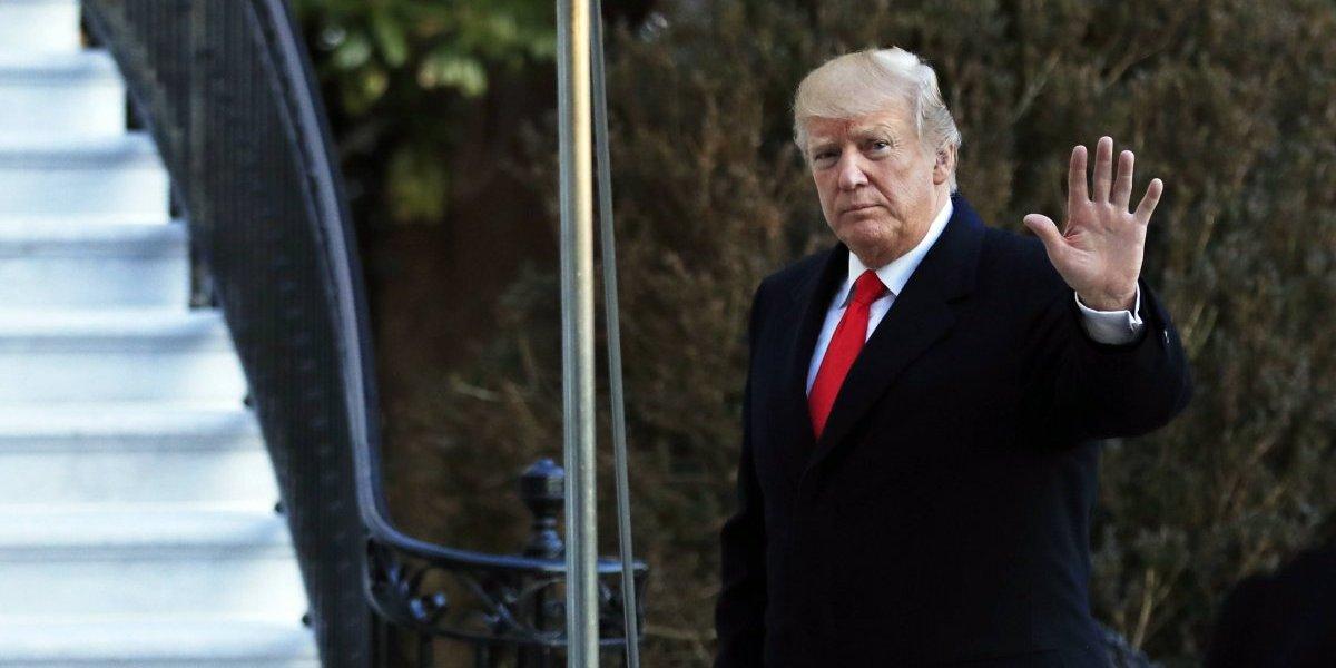Un posible cierre del Gobierno 'enturbia' el primer año de Trump