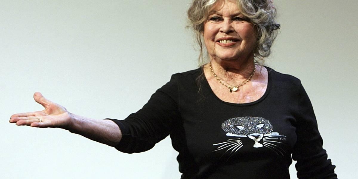 "Brigitte Bardot causa polémica al tratar de ""hipócritas"" a actrices del ""MeToo"""