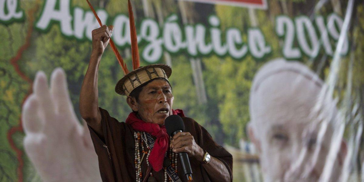 Indígenas de Perú esperan a Francisco en la Amazonía