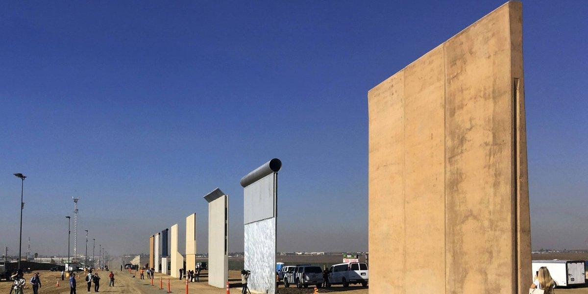 Muro fronterizo alto sería impenetrable