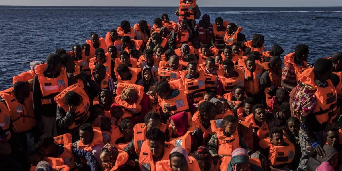 Prevén aumento de migrantes y refugiados en España