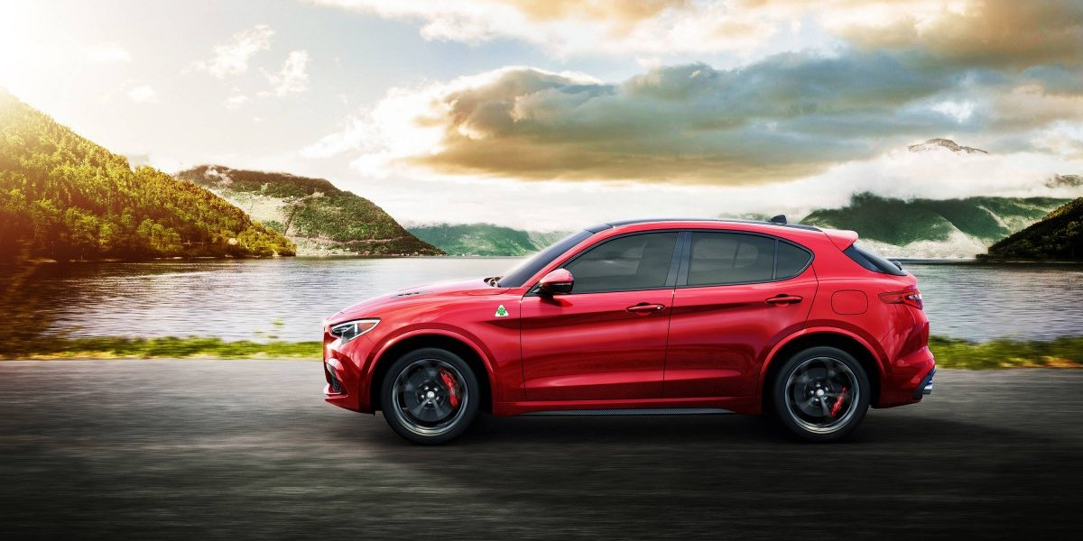 Alfa Romeo presenta su primera SUV