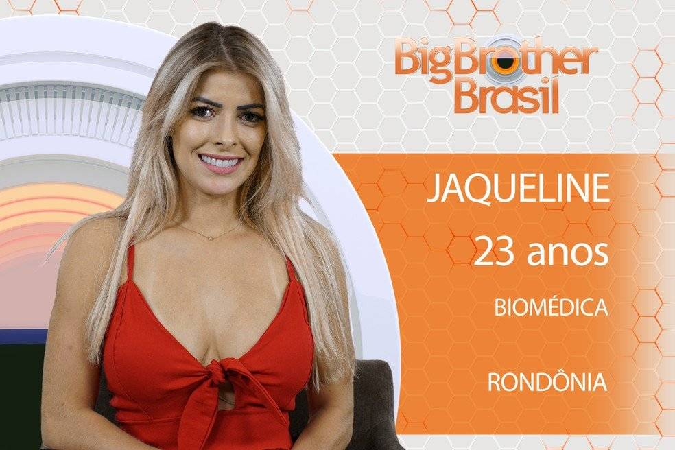 BBB 18 Jaqueline