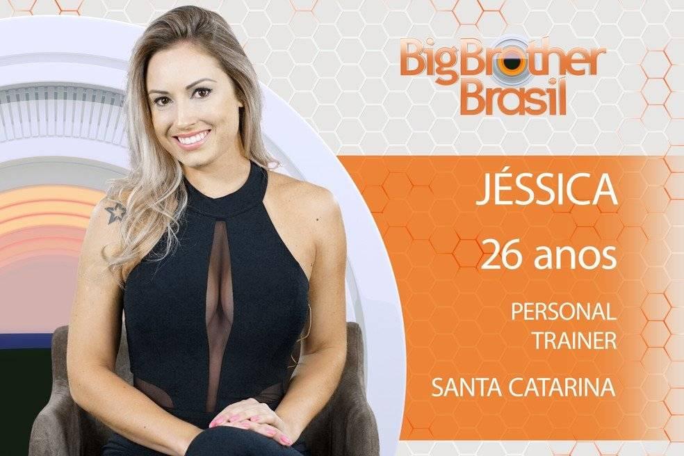 BBB 18 Jéssica