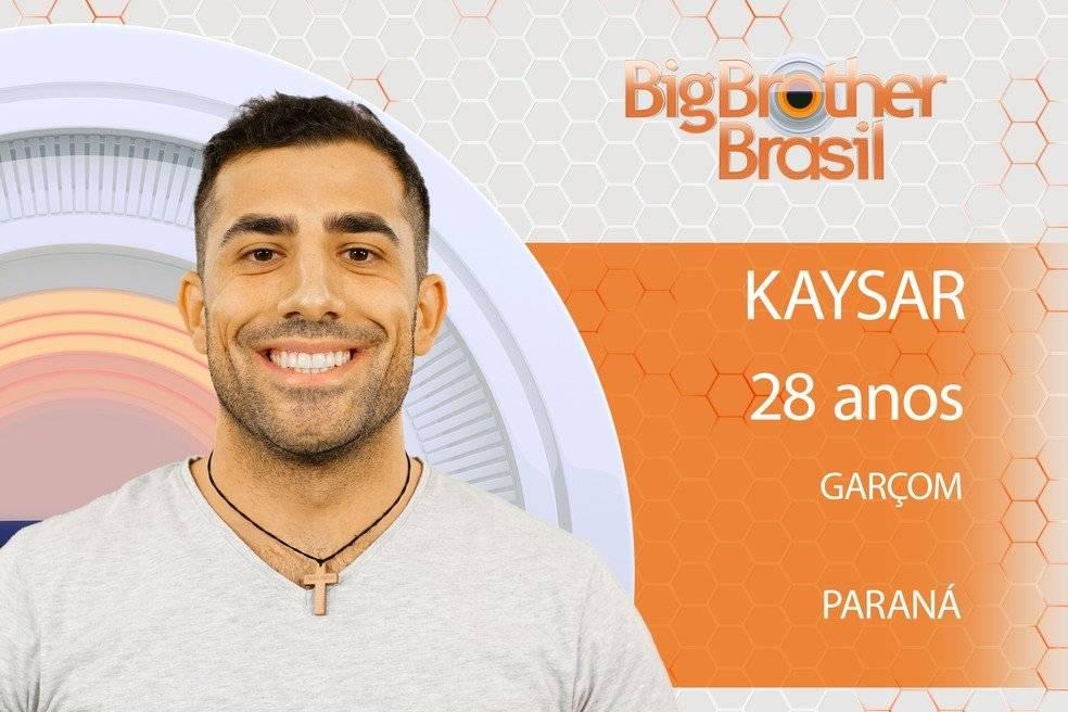 BBB 18 Kaysar