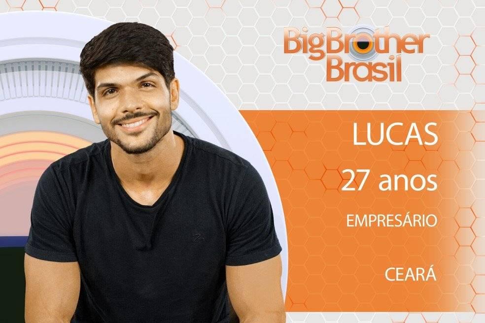 BBB 18 Lucas