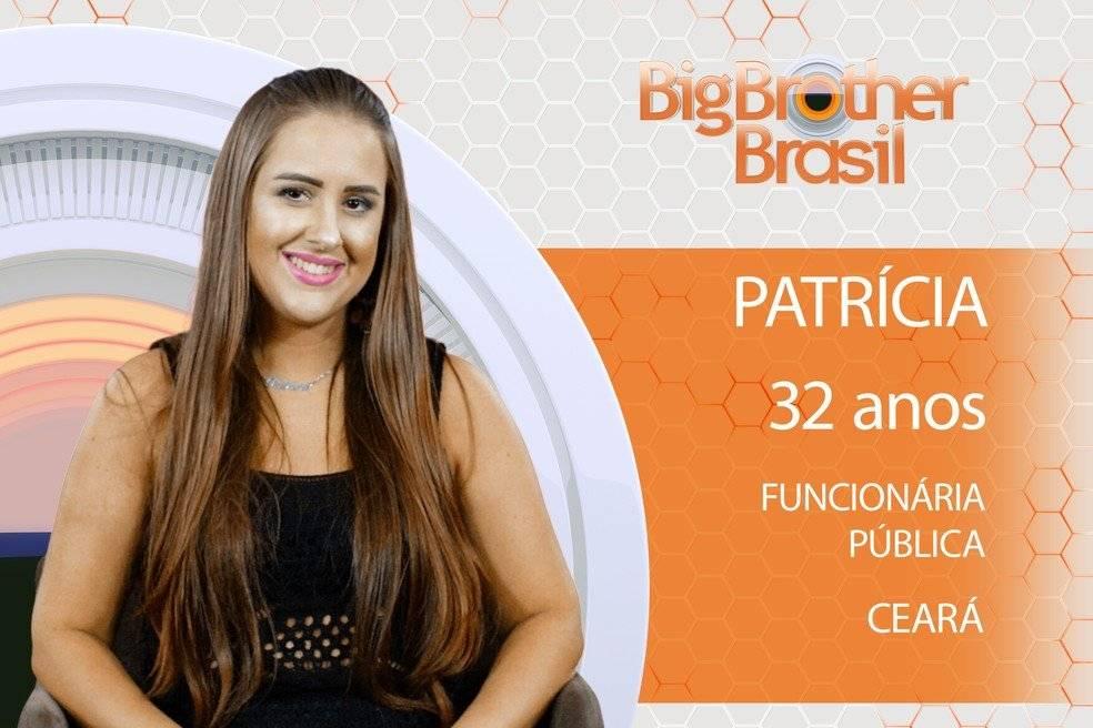 BBB 18 Patrícia