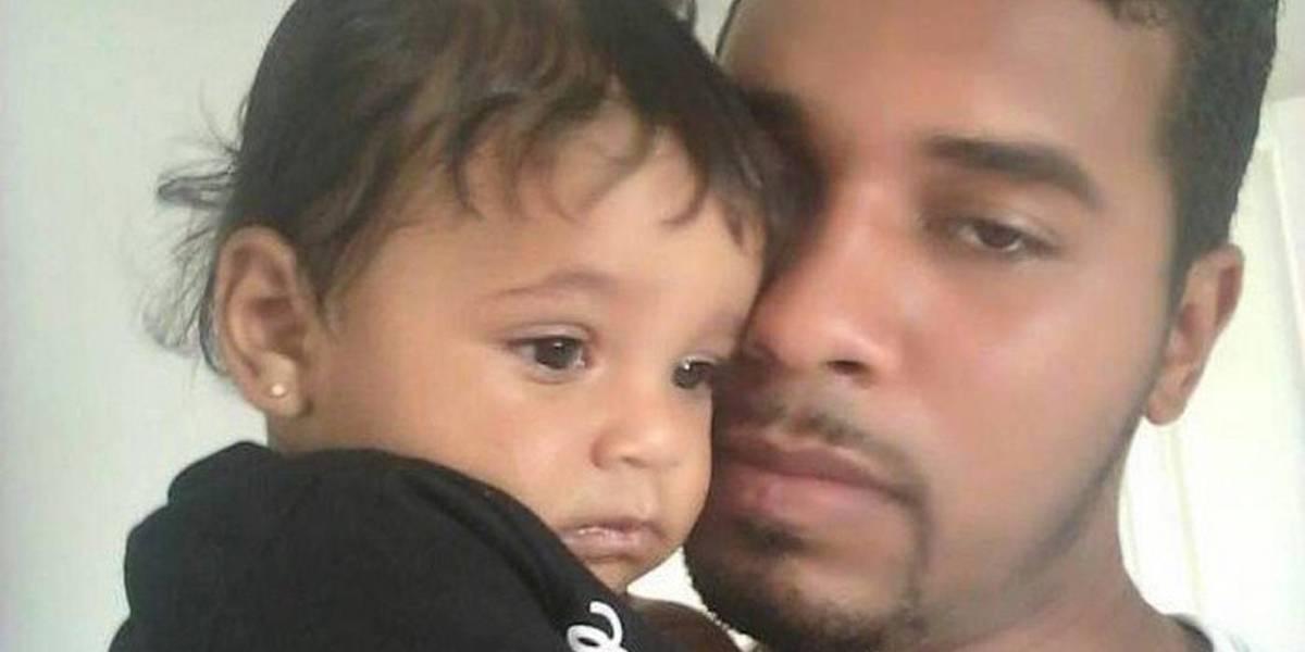 Pai de bebê morto após atropelamento em Copacabana chama motorista de assassino