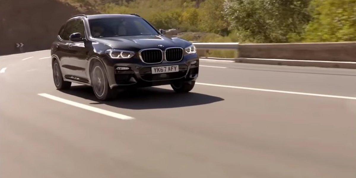 Conoce la nueva BMW X3, una SUV deportiva que ya está en Guatemala