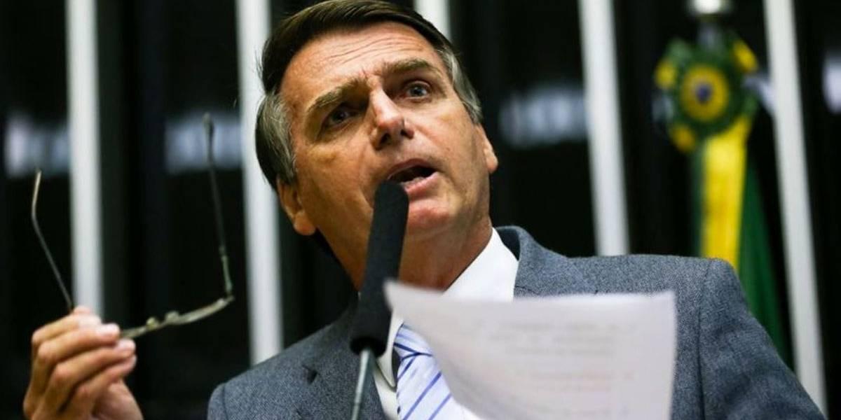 Bolsonaro projeta criar a 'bancada da metralhadora'