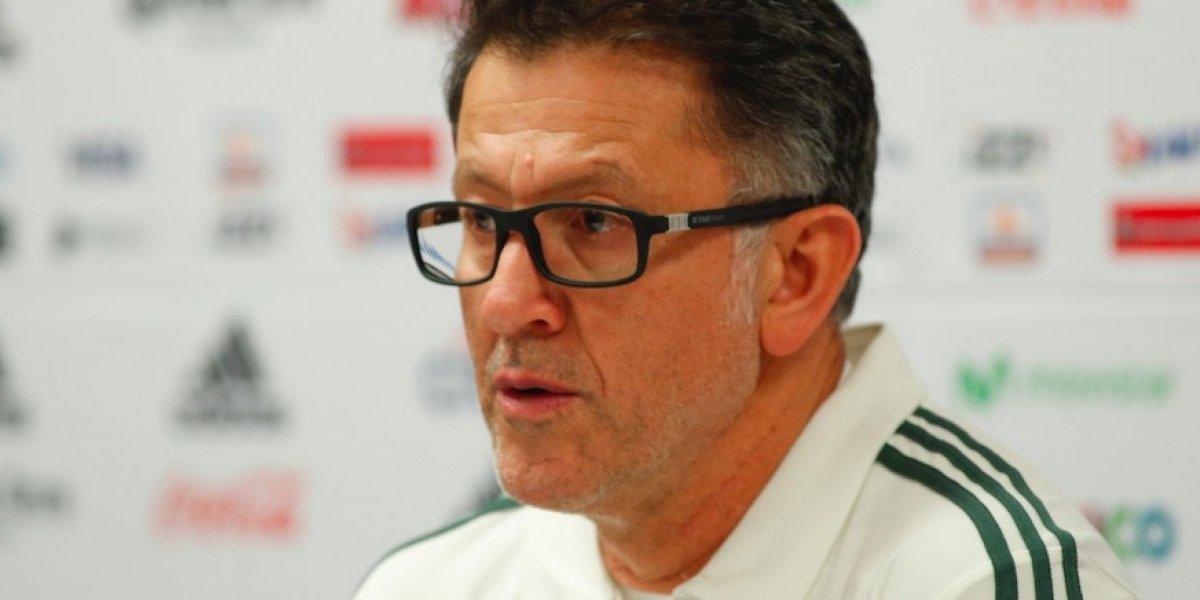 Osorio escogería al 'Tuca' Ferretti como su sucesor con el Tri