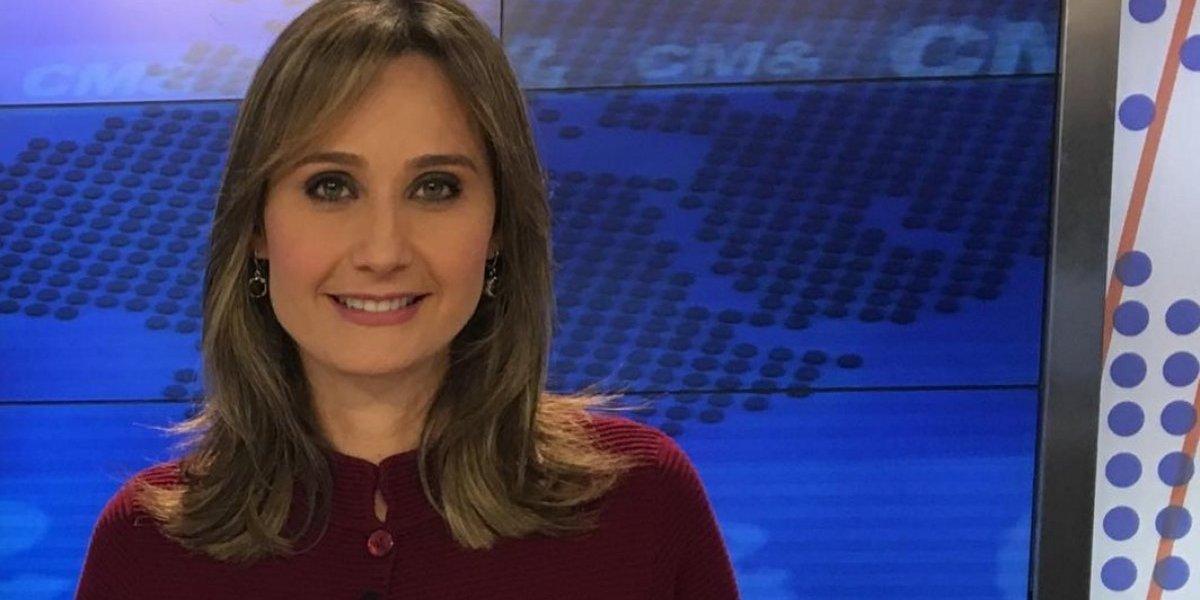 Inés María Zabaraín recordó a Jaime Garzón con emotiva fotografía