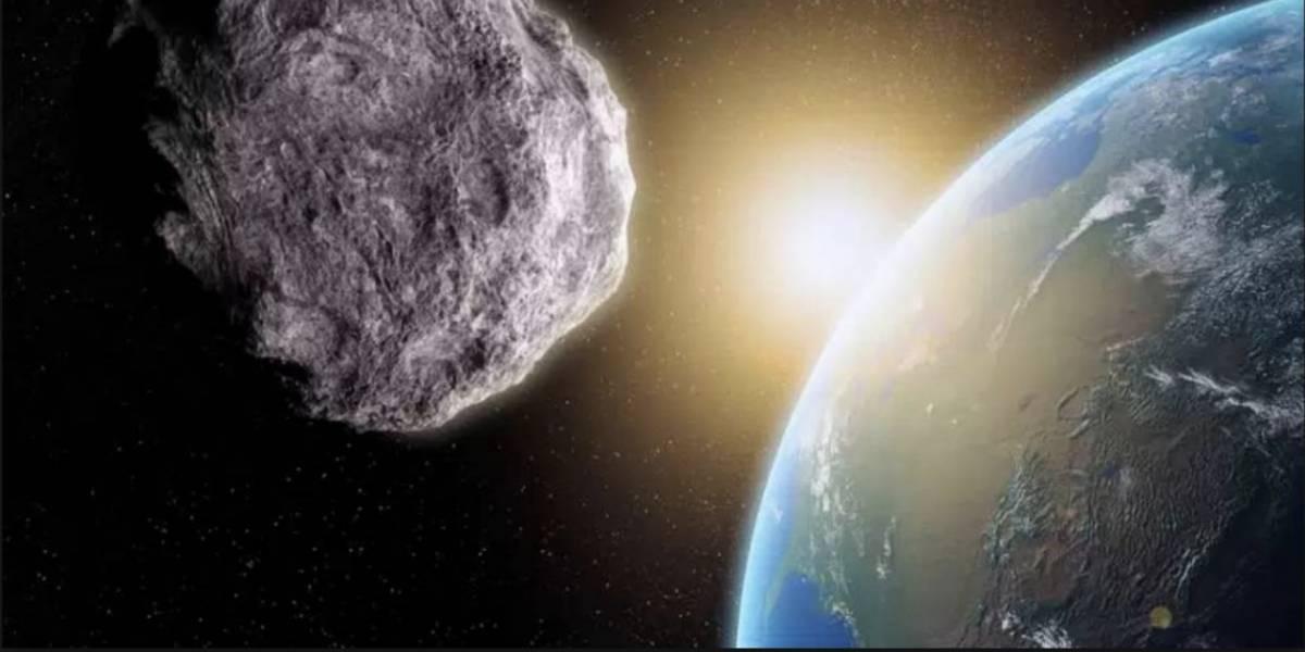 "NASA informa que asteroide ""potencialmente peligroso"" se acerca a la Tierra"