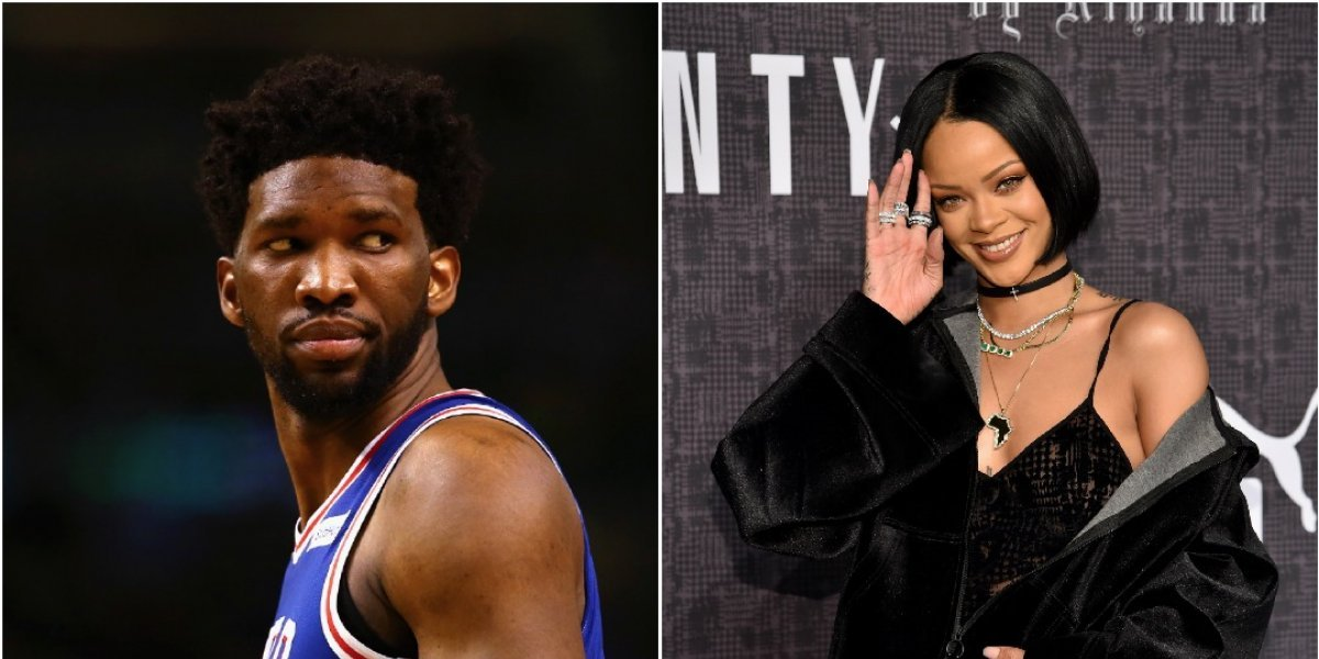 "El jugador de la NBA que le dijo ""no"" a Rihanna, porque antes ella lo despreció"