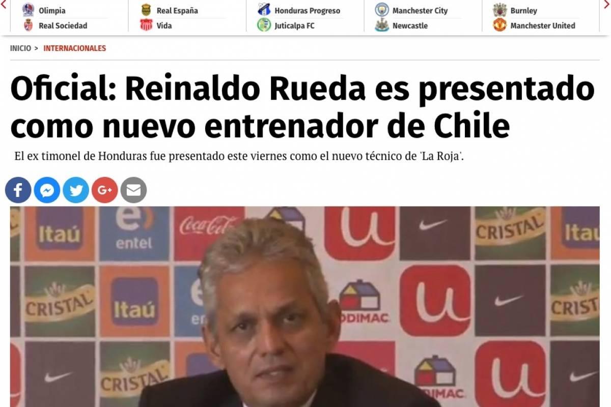Medio de comunicación hondureño.