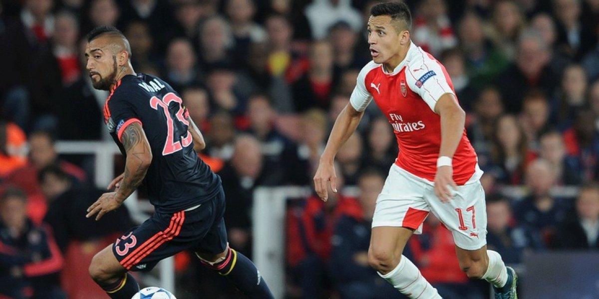 El día en que Alexis Sánchez decidió irse de Arsenal tras ser humillado