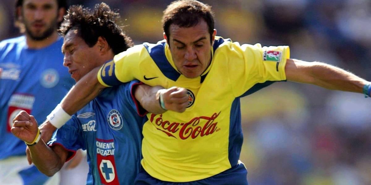 VIDEO: Cuautémoc Blanco confesó su gusto por Cruz Azul