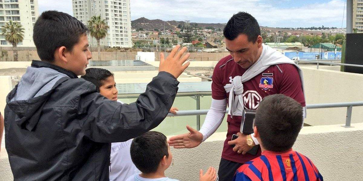 La emotiva actividad social que realizó Colo Colo en plena pretemporada en La Serena
