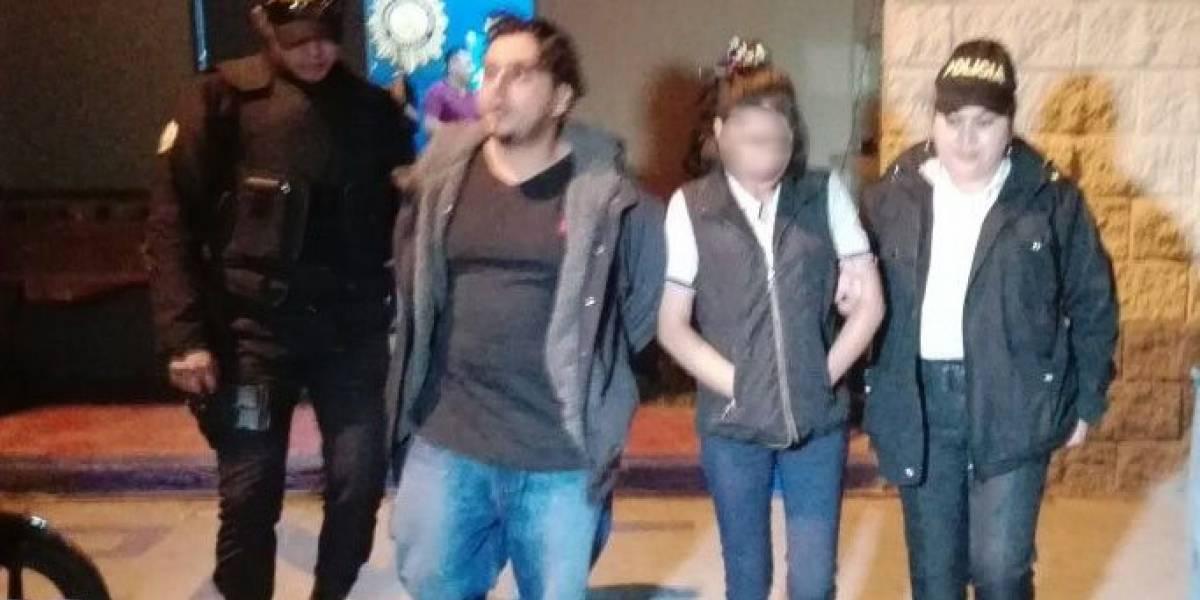 PNC evita ataque armado en contra de estudiante en La Parroquia