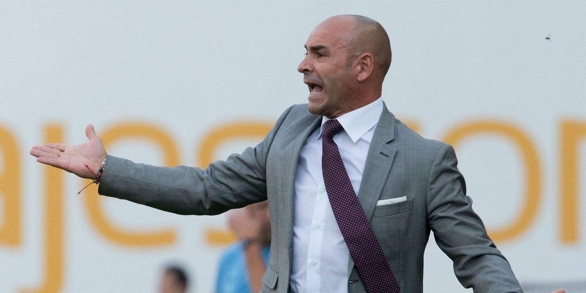 Paco Jémez defiende su trabajo y llama 'mentiroso' a jugador