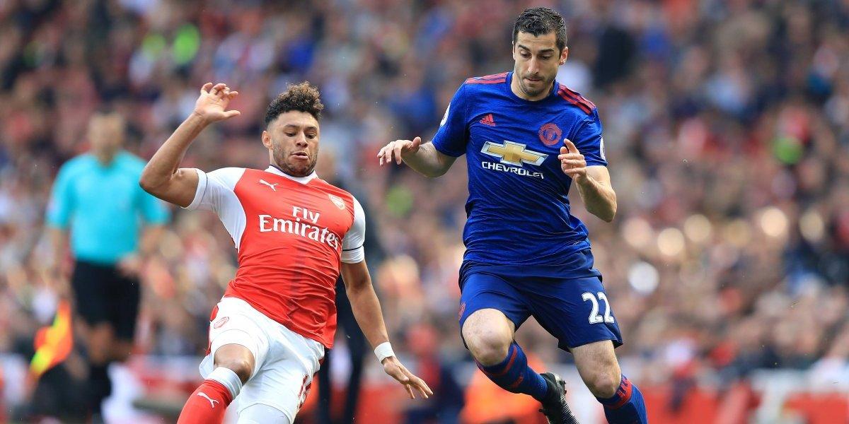 Mkhitaryan otra vez fue marginado en Manchester United y la llegada de Alexis toma más fuerza
