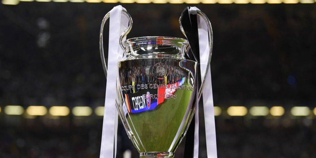Así será la nueva UEFA Champions League desde 2018/19