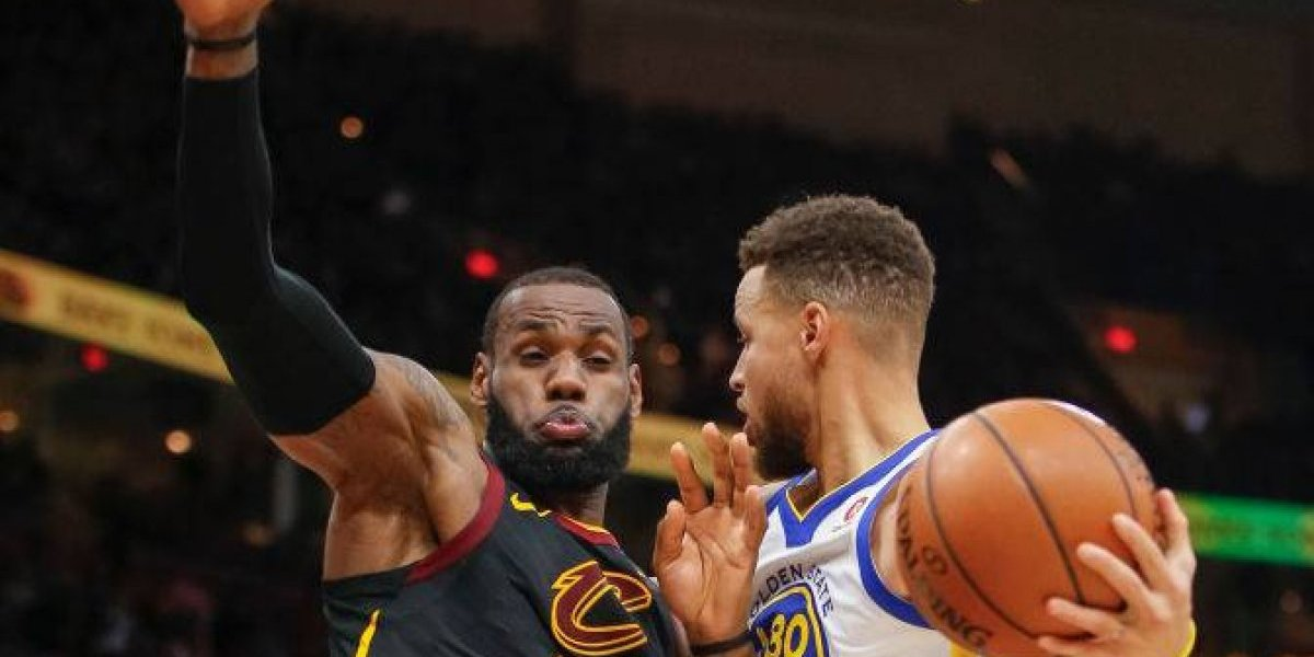 Lebron James y Stephen Curry serán los capitanes del novedoso All Star Game de la NBA