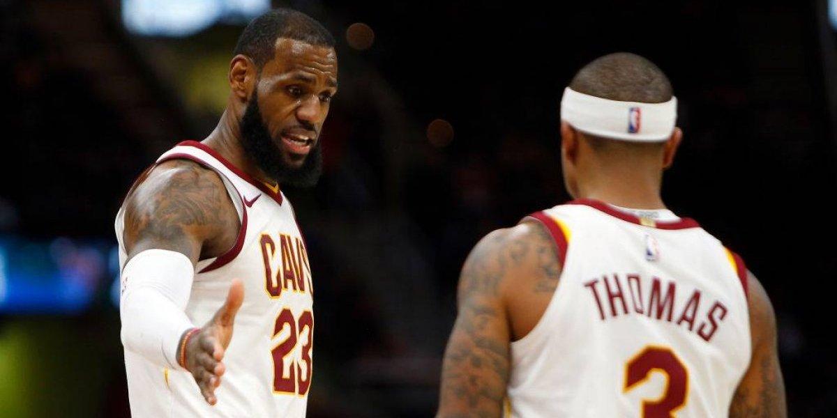 Cavaliers vuelven a la senda de la victoria ante el Magic